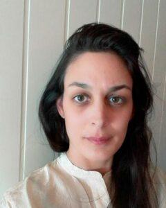 Profilbilde Ingrid Birce Müftüoglu ved UiB