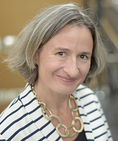 Profilbilde Marika Vartun ved UiO