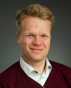 Profilbilde Ola Roth Johnsen ved UiB