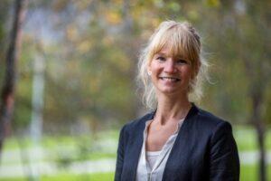 Profilbilde Theresa Mikalsen ved UiT
