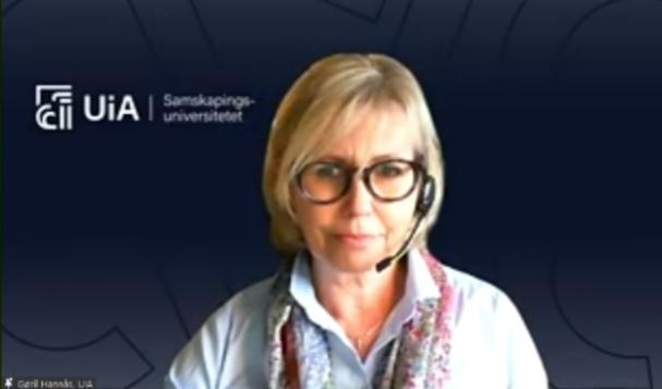 Profilbilde Gøril Hannås hos NARMA