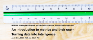 An introduction to metrics and their use - Turning data into intelligence